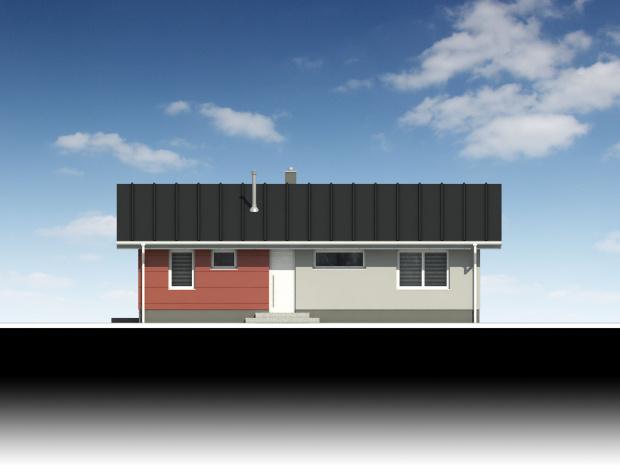 Projekt domu Basic 0