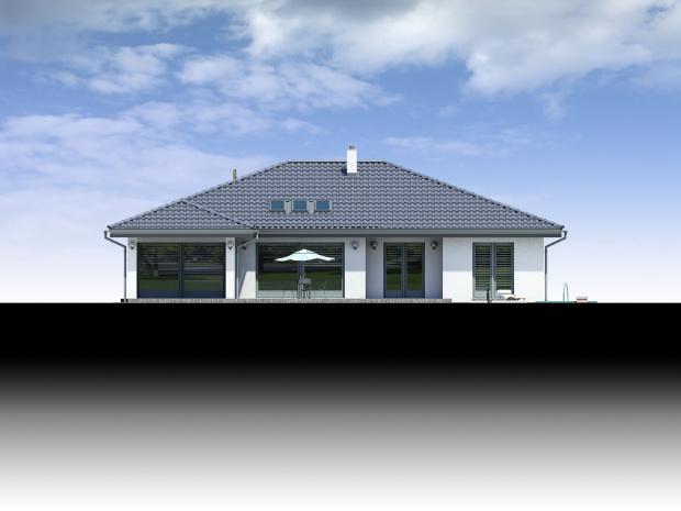 Projekt domu Grant