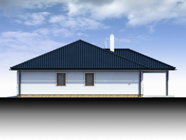 Projekt domu Dekor 14