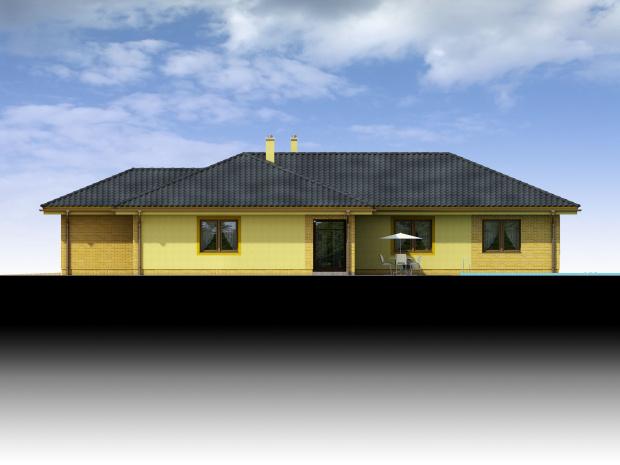 Projekt domu Imperial 1