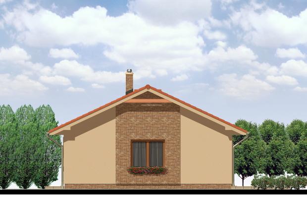 Projekt domu Linea