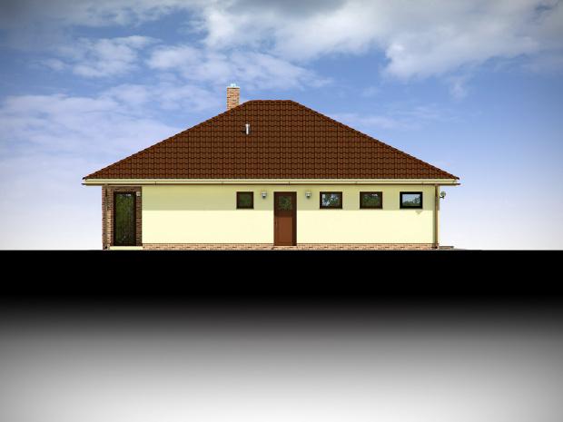Projekt domu Dekor 1