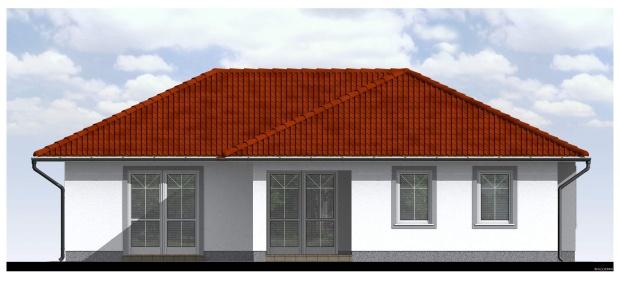 Projekt domu Swan